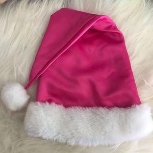 Victoria's Secret Santa Hat